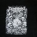 Cerebral Bore - TShirt or Longsleeve - Cerebral Bore - KFC Gluttony shirt