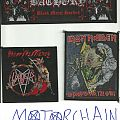 Bathory - Patch - Patches for trade