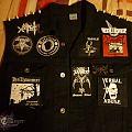 Battle Jacket - New Black  Vest