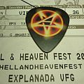 Other Collectable - Anthrax guitar pick