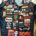 Battle Jacket - My battle jacket in progress