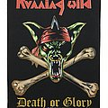 Running Wild - Patch - Running Wild - Death or Glory backpatch