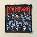 Manowar - Fighting the World Patch