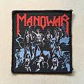 Manowar - Fighting the World Patch
