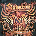 Sabaton Coat of arms tshirt XXL