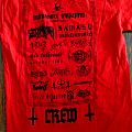 Morkaste Smaland 2016 fest, t-shirt S red