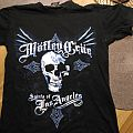 Motley Crue The Saints of Los Angeles XS size TShirt or Longsleeve