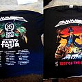 Gamma Ray - TShirt or Longsleeve - 25th tour Gamma Ray