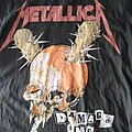 Metallica Damage inc M tshirt