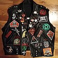Anthrax - Battle Jacket - Perf à pin's & patchs