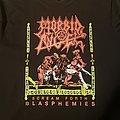 Morbid Angel Scream Forth Blasphemies TShirt or Longsleeve