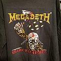 Megadeth KIMB longsleeve TShirt or Longsleeve