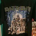 Iron Maiden tourshirt
