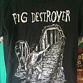 Pig Destroyer coffin tee TShirt or Longsleeve