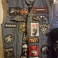 Battle vest progress