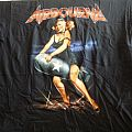 Airbourne pin-up t-shirt