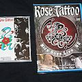 cd and dvd Rose tattoo