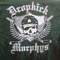 DKM bootleg t-shirt hockey skull