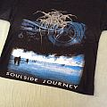 Darkthrone Soulside Journey 2 sided XS size tshirt