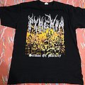Pyrexia Sermon of Mockery tshirt