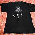 Paragon Belial - TShirt or Longsleeve - Paragon Belial Nosferathu Sathanis 2 sided M size tshirt