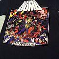 Gama Bomb Citizen Brain S size tshirt