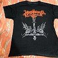 Morbosidad 2 sided M size tshirt