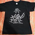 Evil Wrath Chaotical Invasion 2 sided M size tshirt