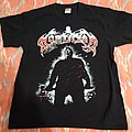 Mortician Horror Glorifying Death Metal tshirt