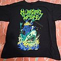 Municipal Waste Zombie Shark tshirt