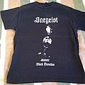 Sargeist Satanic Black Devotion tshirt