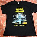 Dr. Living Dead! Cosmic Conqueror tshirt