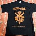Blasphemophagher Tyrants of Nuclear Death tshirt