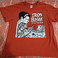 Iron Reagan Worse Than Dead tshirt