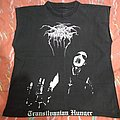Darkthrone Transilvanian Hunger sleeveless tshirt