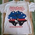 Sepultura Schizophrenia tshirt