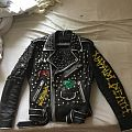 Napalm Death - Battle Jacket - Leatherjacket