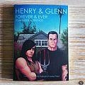 Glenn Danzig - Other Collectable - Henry & Glenn book
