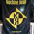 Machine Head 1997 flag Other Collectable