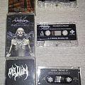 Odium - 3 tapes [Phantasmagoria, Misserycordia, Misserycordia - Promo 97] Tape / Vinyl / CD / Recording etc