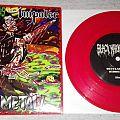 "Black Market Fetus / Impaler - Impaled By Metal! 7"" SPLIT Tape / Vinyl / CD / Recording etc"