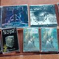 Demise (PL) CD and tapes collection