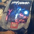 White Wizzard - Patch - White Wizzard - Over the top backpatch