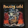Running Wild - Under Jolly Roger Patch