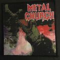 Metal Church - Self Titled Patch
