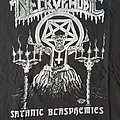 Necrophobic - TShirt or Longsleeve - Necrophobic - Satanic Blasphemies