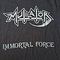 Mutilator - Immortal Force