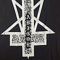 Abigor - PENTAGRAM Cross Logo
