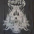 SINISTER - Blasphemic Thron