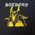 Bathory - TShirt or Longsleeve - Bathory - Yellow Goat